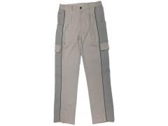 多口袋工作长裤