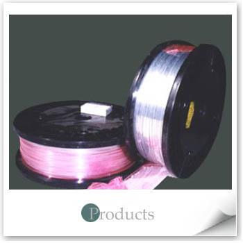 塑料轮装各种圆扁线