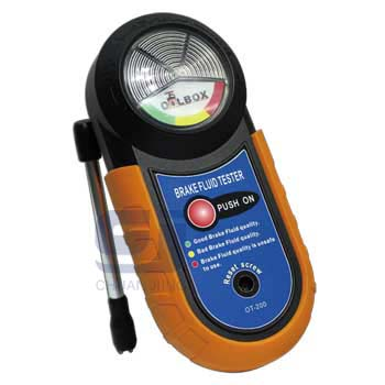 Electrolytic Brake Fluid Tester