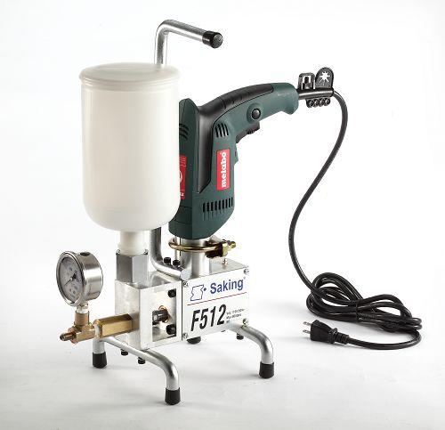 F512 高压灌注机