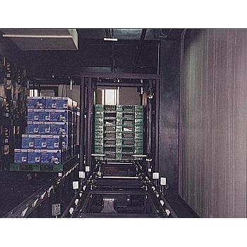 自动仓储输送设备