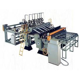NC全自动底板拼板机 MODEL: BVC-8