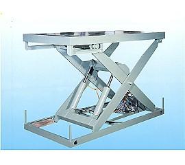 油压升降机 MODEL: HLT 4'× 8'× 3 Ton