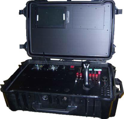 可携式地面控制站