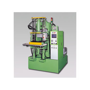Rubber Vulcanizer Machine VVM-80-2RT / VVM-150-2RT / VVM-200-2RT / VVM-250-2RT