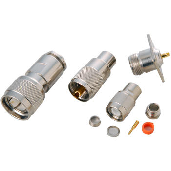 F Connectors - F-7201 ~ F-7210