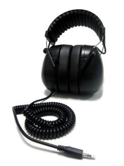 Listen-Only Headset,3.5Φ MONO plug, Single Volume