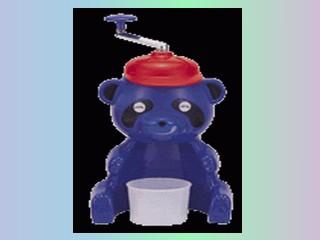 熊猫造型刨冰机