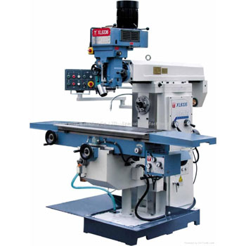 XL6336(G)MILLING MACHINE