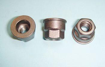M6-1.0 Flange Nut(General Motors)