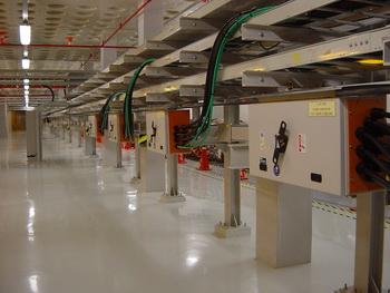 树脂模铸式低压总线系统