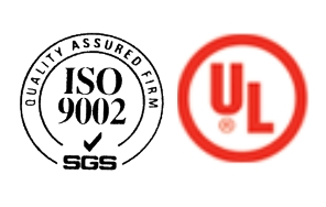2010-产品信息更新 公司产品认证 ISO 9002 SGS,UL