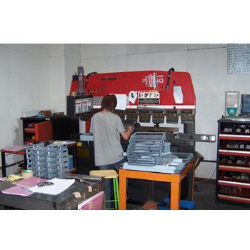 AMADA 折床机 (厂内设备)