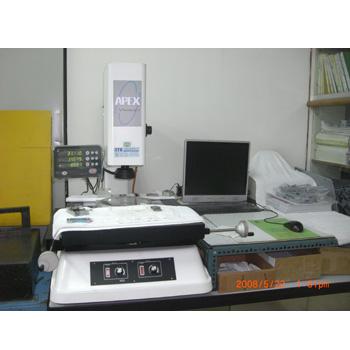 2.5D影像测量仪 (厂内设备)
