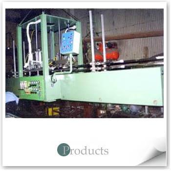 自动铜管焊接机