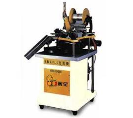 气动式PLC折角包装机