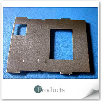 小尺寸TFT-LCD金属件