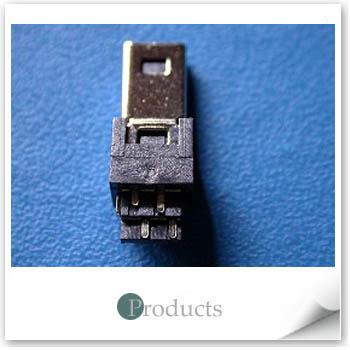 线端迷你USB