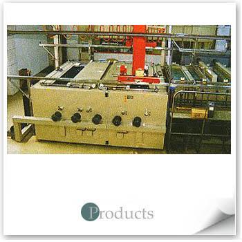 PCB各制程之设备机械