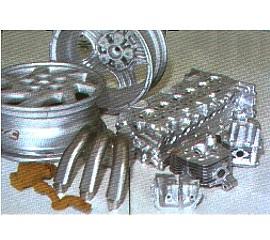 铝轮毂制造整厂设备